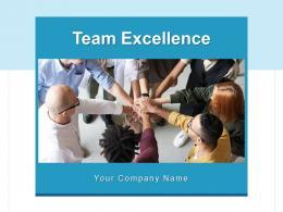 Team Excellence Processes Communication Development Environment Engagement