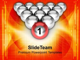 Team Follows Leader Business Powerpoint Templates PPT Themes And Graphics 0113