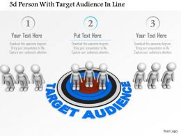Team For Right Target Audience Ppt Graphics Icons