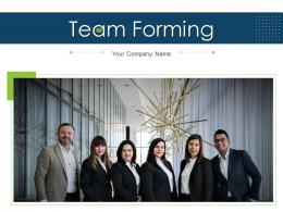 Team Forming Strategies Workplace Communication Importance Success Leadership