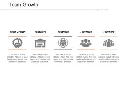 Team Growth Ppt Powerpoint Presentation Summary Picture Cpb