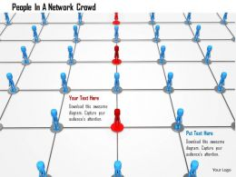 Team In Network With Leaders Ppt Graphics Icons