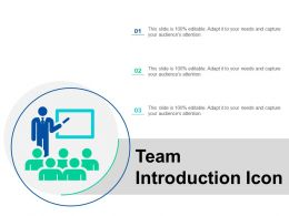 Team Introduction Icon