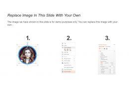 45376569 Style Essentials 1 Our Team 5 Piece Powerpoint Presentation Diagram Infographic Slide