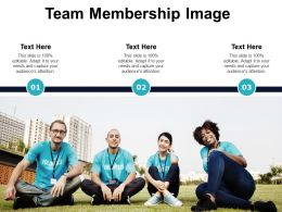 Team Membership Image