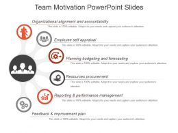 Team Motivation Powerpoint Slides
