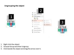 72718311 Style Essentials 1 Our Team 5 Piece Powerpoint Presentation Diagram Infographic Slide