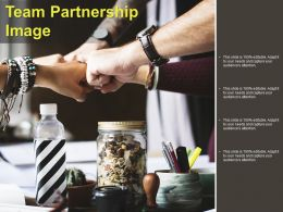 Team Partnership Image
