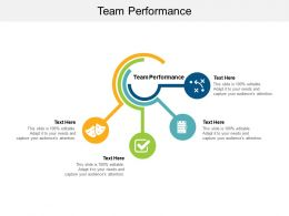 Team Performance Ppt Powerpoint Presentation Infographic Template Gridline Cpb