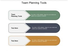 Team Planning Tools Ppt Powerpoint Presentation Model Styles Cpb