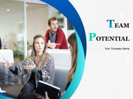 Team Potential Powerpoint Presentation Slides
