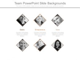 Team Powerpoint Slide Backgrounds