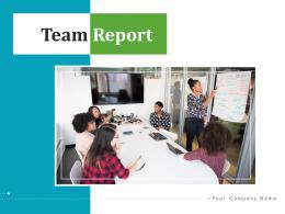 Team Report Business Performance Individual Qualitative Presentation