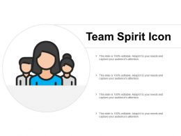 Team Spirit Icon