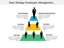 Team Strategy Employees Management Implementation Process Leadership Development Cpb