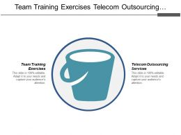 Team Training Exercises Telecom Outsourcing Services Performance Management Cpb
