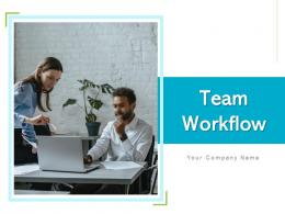 Team Workflow Approval Workflow Customer Purchase Department