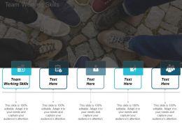 Team Working Skills Ppt Powerpoint Presentation Icon Slide Portrait Cpb