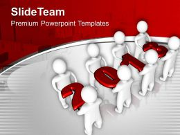 Team Working Together In Next Year 2013 Business PowerPoint Templates PPT Themes And Graphics
