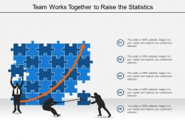 Team Works Together To Raise The Statistics