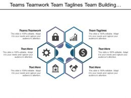 Teams Teamwork Team Taglines Team Building Power Team Cpb
