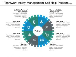 Teamwork Ability Management Self Help Personal Development Engage Customer Cpb