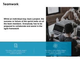 Teamwork Communication Introduction C435 Ppt Powerpoint Presentation Styles Summary