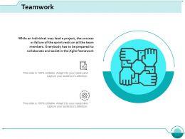 Teamwork Communication Planning Ppt Slides Designs Download