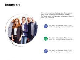 Teamwork Communication Ppt Powerpoint Presentation Icon