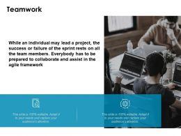 Teamwork Communication Ppt Powerpoint Presentation Styles Summary