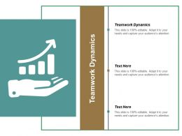 Teamwork Dynamics Ppt Powerpoint Presentation Inspiration Grid Cpb