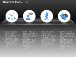 Teamwork For Success Multiway Selection Deal Ppt Icons Graphics