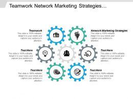 Teamwork Network Marketing Strategies Marketing Statistics Content Management Cpb
