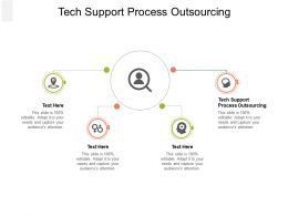 Tech Support Process Outsourcing Ppt Powerpoint Presentation Portfolio Examples Cpb
