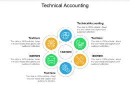 Technical Accounting Ppt Powerpoint Presentation Infographics Deck Cpb