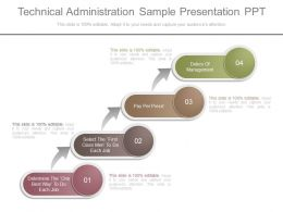Technical Administration Sample Presentation Ppt