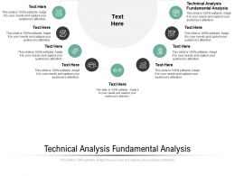 Technical Analysis Fundamental Analysis Ppt Powerpoint Presentation Infographic Template Cpb