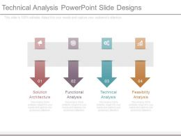 Technical Analysis Powerpoint Slide Designs