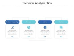 Technical Analysis Tips Ppt Powerpoint Presentation Pictures Example Cpb