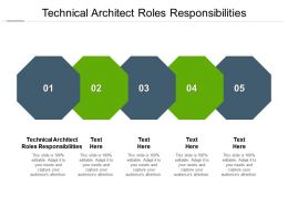 Technical Architect Roles Responsibilities Ppt Powerpoint Presentation File Graphic Images Cpb