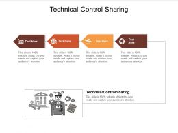 Technical Control Sharing Ppt Powerpoint Presentation Icon File Formats Cpb