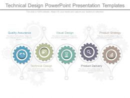 Technical Design Powerpoint Presentation Templates