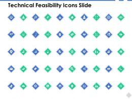 Technical Feasibility Icons Slide Social Ppt Powerpoint Presentation Ideas Show