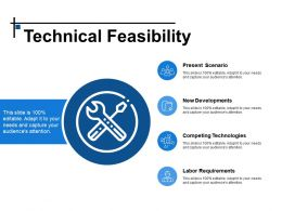 Technical Feasibility Ppt Examples