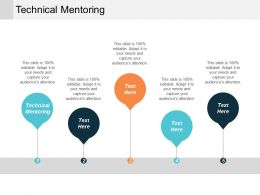 Technical Mentoring Ppt Powerpoint Presentation Styles Slideshow Cpb