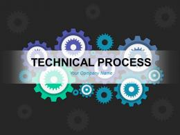 Technical Process Plan Structure Write Review Publish Controlled Document
