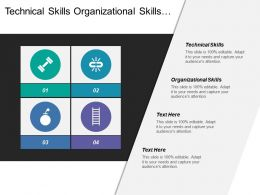 Technical Skills Organizational Skills Leadership Skills Analytical Skills