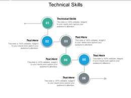 Technical Skills Ppt Powerpoint Presentation Ideas Inspiration Cpb