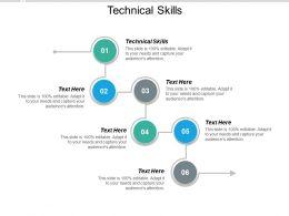Technical Skills Ppt Powerpoint Presentation Ideas Inspiration Cpb