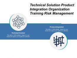technical_solution_product_integration_organization_training_risk_management_Slide01